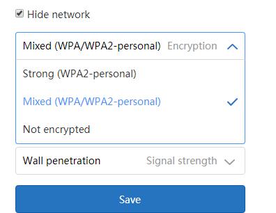 Wifi encryption types