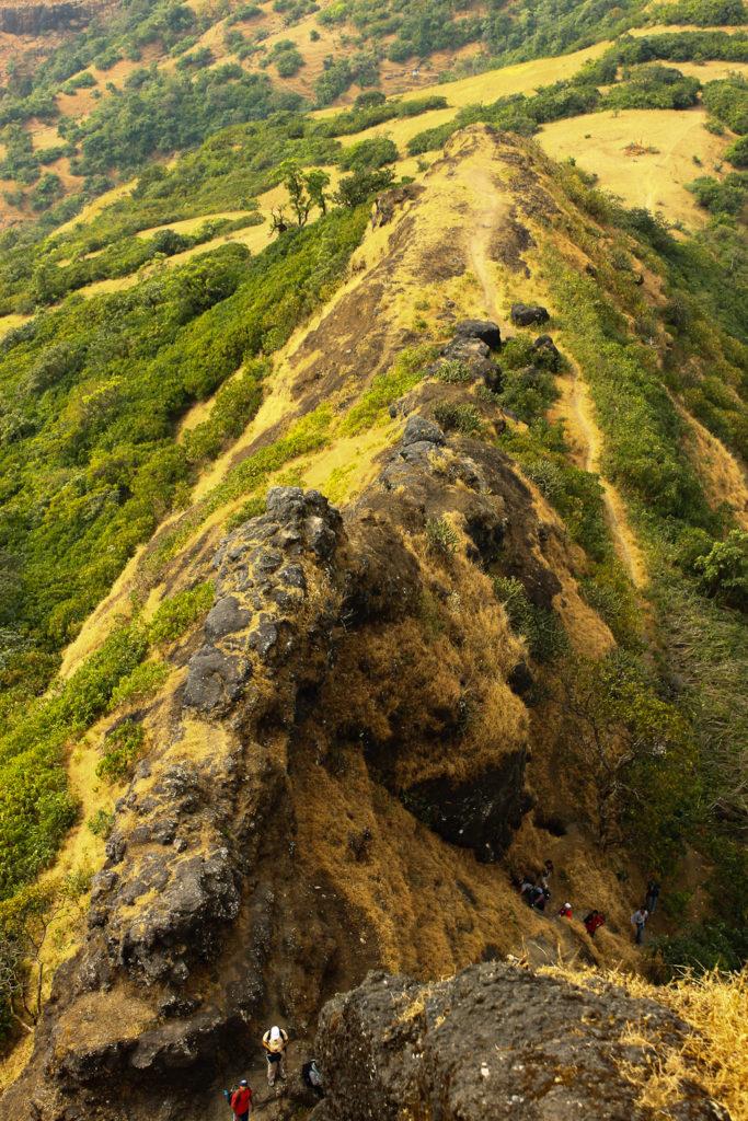 Trekking in Maharashtra