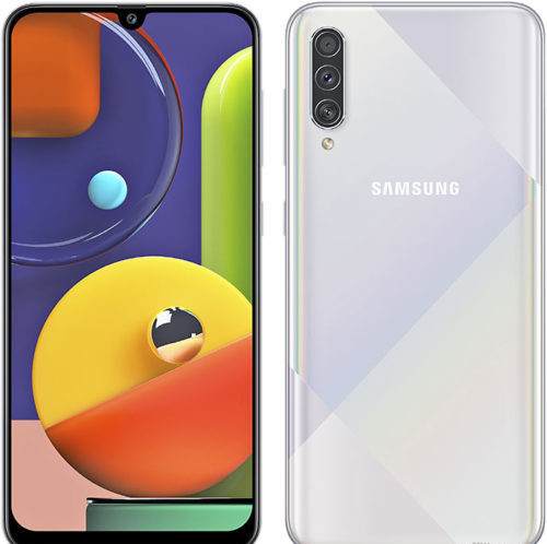 Samsung A50s specifications