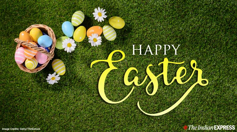 Happy easter day 2020