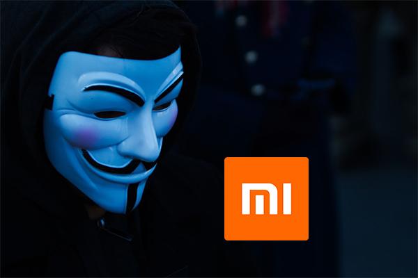 Xiaomi phone accused