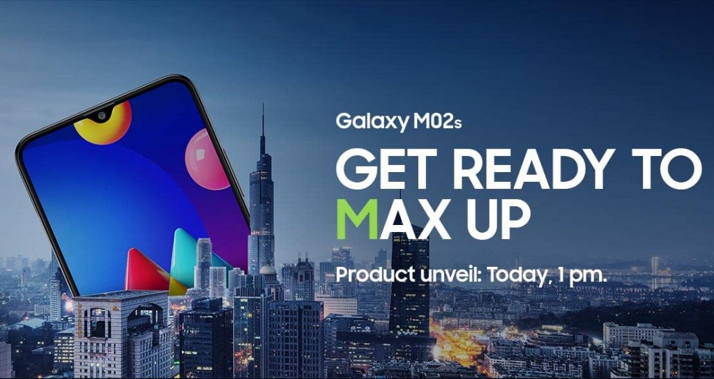 Samsung galaxy m02s specs