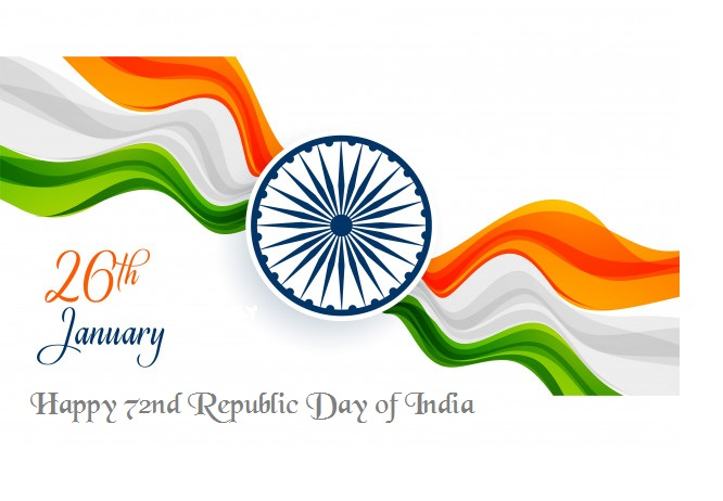 Happy 722nd republic day of India